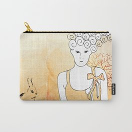 ordinary girl Carry-All Pouch