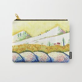Tenderness Breaks Open the Earth Carry-All Pouch