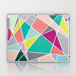 Geometric Spotlights Laptop & iPad Skin