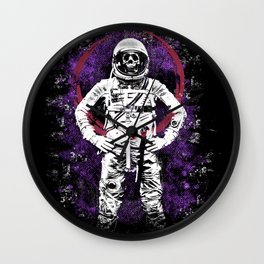 This Ain't No Buzz Lightyear Action Flick Wall Clock
