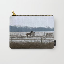 Kicking Horse Carry-All Pouch