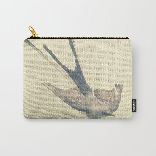 Bird Study #1 Carry-All Pouch