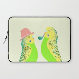 Feather Friends Laptop Sleeve