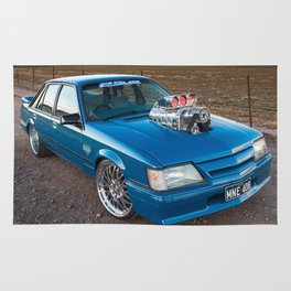 Peter's Holden VK Commodore Rug