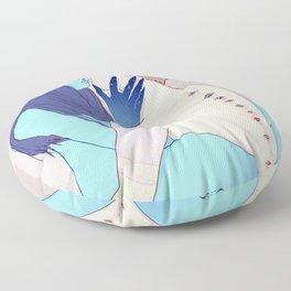 Kiss Floor Pillow