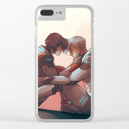 Found You Clear iPhone Case