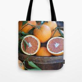 Juicy Citrus Tote Bag