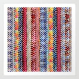Bohemian Lace Art Print