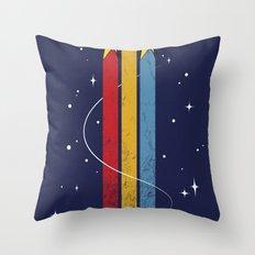 Star Trek - Boldly Go Throw Pillow