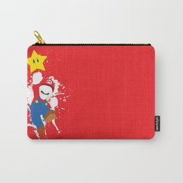 Mario Paint Carry-All Pouch