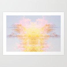Virbant Spring 3 Art Print