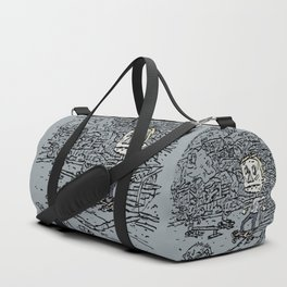 Manual pad Duffle Bag