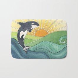Westcoast Orca Bath Mat