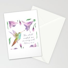 Comfort Every Side Stationery Cards