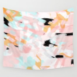 Summer Abstract 3 Wall Tapestry