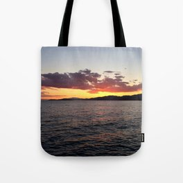 Ocean Calm III Tote Bag