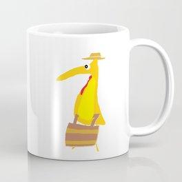 Busy Bird Coffee Mug