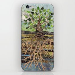 Deep Roots iPhone Skin