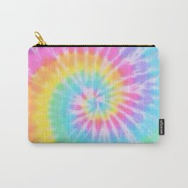 Rainbow Tie Dye Carry-All Pouch