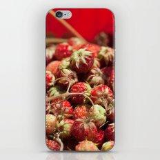 Wild Strawberries  4119 iPhone & iPod Skin