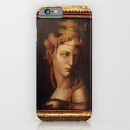 Michaelangelo's Cleopatra iPhone Case