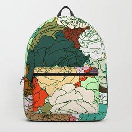 Tender Roses 2 Backpack