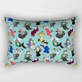 Ace Attorneys Rectangular Pillow