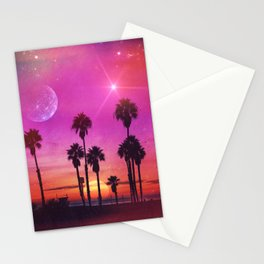 Early Nite Stationery Cards