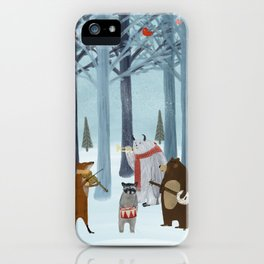 nature symphony iPhone Case