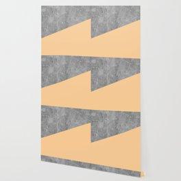 Geometry 101 Orange Sherbet Wallpaper