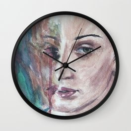 The Fragile Memory Wall Clock