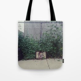 wine, trash Tote Bag