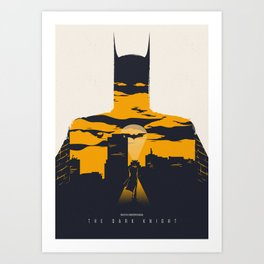 Movie Poster Art Print