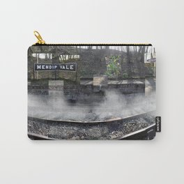 Ghosts of a Railway Carry-All Pouch