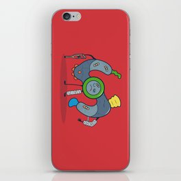 It's All Fun & Games Until Someone Gets Hurt... iPhone Skin