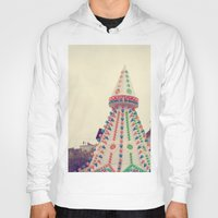 carnival Hoodies featuring Carnival by J Butterfield Photography