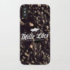 LAKE MILLE LACS Slim Case iPhone X