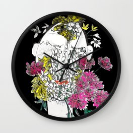 Where all the years have gone by Wall Clock
