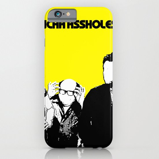 It's Always Sunny iPhone & iPod Case