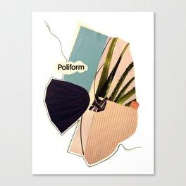 Poliform Canvas Print