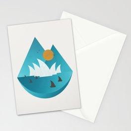 Sydney Harbour Stationery Cards