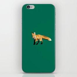 Sly Fox iPhone Skin