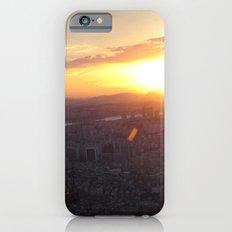 Sunset in Seoul iPhone 6s Slim Case