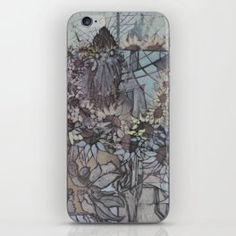 Bouquet Collector iPhone Skin