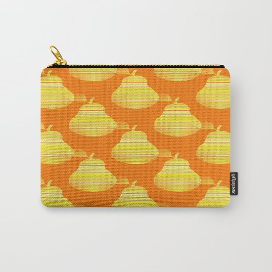 Yellow And Orange Pears Carry-All Pouch