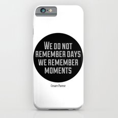 Remember Moments Slim Case iPhone 6s