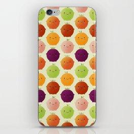 Cutie Fruity (Watercolour) iPhone Skin