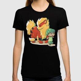 Across the lands T-shirt