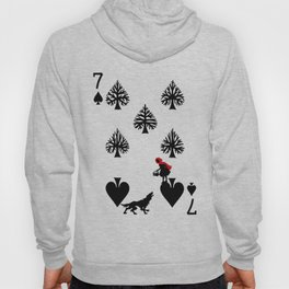 Curator Deck: The 7 of Spades Hoody
