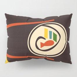Yum Sushi Pillow Sham